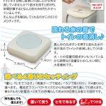 お手洗い時にちょっと気になるエチケット☆人気の旭電機化成製で携帯もできるトイレの音消し「エコメロディー」