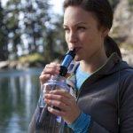 いざという時に備えておきたい☆吸い口型なのでコンパクトな携帯浄水器「SAWYER ミニ 携帯用浄水器」