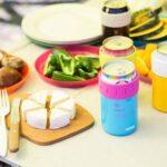 350ml缶を差し込んで使える☆ 高い保温性がお墨付きの「サーモス 缶ホルダー 」