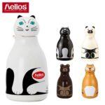 動物のモチーフが食卓を華やかに☆ 飾っておくだけでもカワイイ「ヘリオス インテリア卓上魔法瓶」