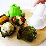 海苔を整形して器にしちゃおう☆ お料理をちょっと楽しく「たべれるのりカップキット」