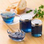 何これオシャレ☆ 世界初とも言える素敵なブルージャム「青い森の天然青色りんごジャム」