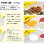 すくった分の重さが一目でわかる☆ 使って便利な軽量スプーン「スプーンスケール」