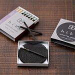 エキゾチックな香りが広がる☆ マッチ感覚で使えるスタイリッシュなマッチタイプのお香「hibi」