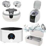 お手軽価格がうれしい☆ メガネや金属小物を洗浄できる「超音波洗浄器」