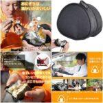 おにぎりを温めてより美味しく☆ USB給電式の携帯用おにぎり温めグッズ「あったかオニギリウォーマー」