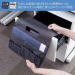 事務机にちょっと便利な収納をプラス☆ 引き出しに据付けるアイデア収納「キングジム デスクポケット」