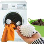 乾燥機に一緒にいれるだけ☆ 洗濯物がふんわり仕上がるキュートなハリネズミをモチーフにした「ヘッジホッグドライヤーボールズ」