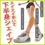 履いて歩いてダイエット☆ 進化した健康サンダル「ドクターアーチスニーカー」