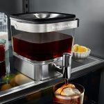 水出しコーヒーを家庭で手軽に☆ 見た目がスタイリッシュなサーバータイプの「コールドブリューコーヒーメーカー」