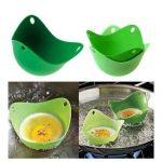 お湯に浮かべて手軽に湯煎☆ 卵以外にも色々使える「ポーチドエッグメーカー」