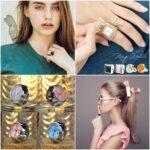 指にはめてスタイリッシュなオシャレコーデ☆ いろいろある指輪型の時計「リングクロック」