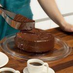 簡単手軽にホールケーキを切り分けられる☆ ナイフとサーバーが合体した「Magisso ケーキサーバー」