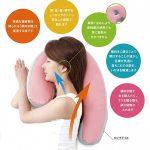 横向きに眠る人のために快適な睡眠を☆ 特化した設計が安眠を誘う「スリープバンテージ」