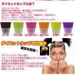 もしかしたらこれで痩せられるかも☆ 水がジュースのような味に感じられる 「ダイエットカップ」