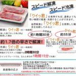 放熱フィンで解凍力アップ☆ 解凍の時短に便利な「解凍皿クイッ君」