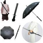 気分はSAMURAI あるいは NINJA☆ 海外でバカウケしそうな日本刀モチーフの「刀傘」