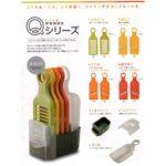 カラフルな色分けもおしゃれ☆ 主婦が絶賛する調理グッズ「野菜調理器Qシリーズ」