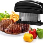 お肉を叩いて美味しく下ごしらえ☆ 針のような刃がお肉をグレードアップする「ミートテンダーライザー」