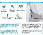 椅子に敷いて座るだけ☆ 姿勢を矯正して体の負担が軽くなる「カーブルチェア」