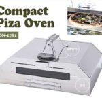 キャンプでも手軽に本格オーブン料理☆ 普通のチルドピザだってより美味しく焼ける「コンパクトピザオーブン」