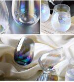 光の色彩がとってもおしゃれ☆ 七色の演出が素敵な「オーロラグラス」