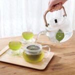 なにこれかわいい! お茶を美味しくする「お茶っぱちゃん」