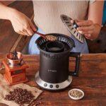 コーヒー好きにはたまらない☆ 自宅で簡単手軽に焙煎できる「ホームロースター」