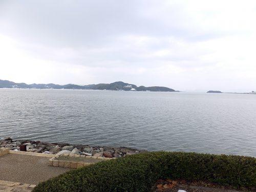宍道湖湖岸