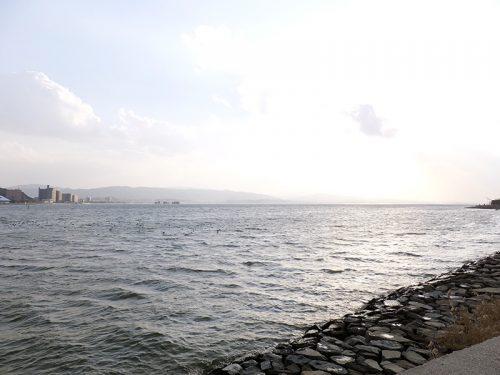 宍道湖湖岸2