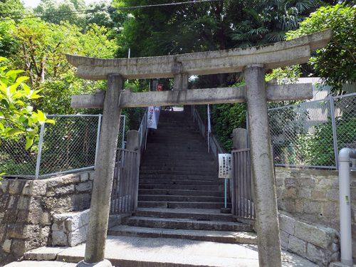 安居神社1