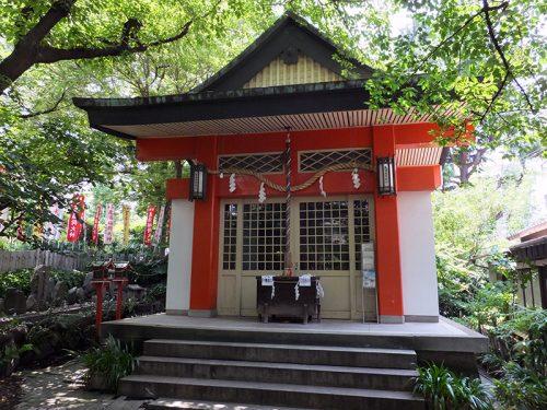 産湯稲荷神社