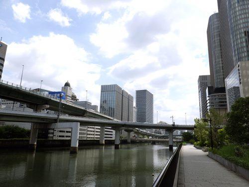 大阪水辺散歩2