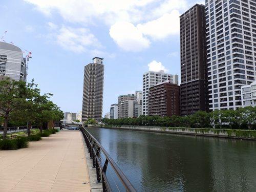 大阪水辺散歩8