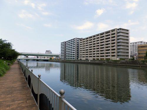 大阪水辺散歩9