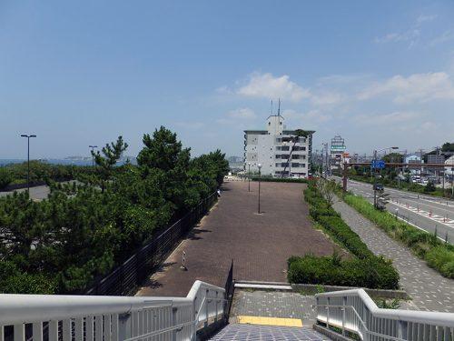 舞子台場跡から明石へ浜辺散歩5