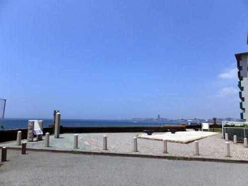 舞子台場跡から明石へ浜辺散歩6