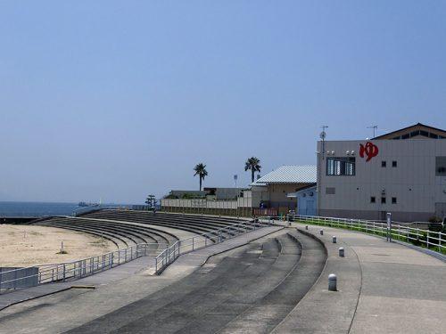 舞子台場跡から明石へ浜辺散歩17
