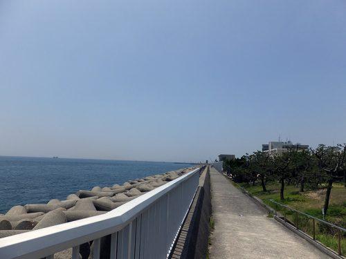 舞子台場跡から明石へ浜辺散歩22